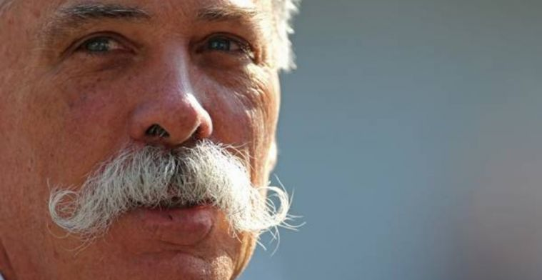 Chase Carey trying to make Formula 1 easier to follow