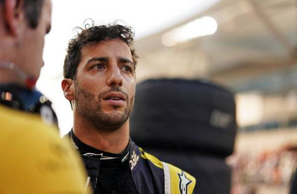 "Ricciardo: If Renault were lower than P5 it ""would have been a punch in the guts"