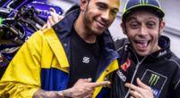 Afbeelding: Voorbereidingen voor stoeltjeswissel tussen Hamilton en Rossi in volle gang