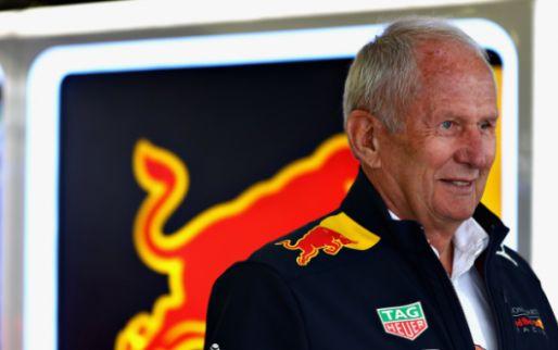 Helmut Marko maakt zich geen zorgen om mogelijke overname Aston Martin