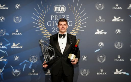 Verstappen wint 'Action of the Year'