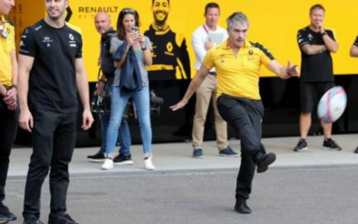 Nick Chester leaves Renault as part of major restructuring