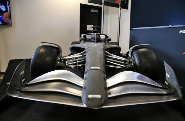 """2021 F1 cars going to """"be a real nasty piece of work to drive"""""""