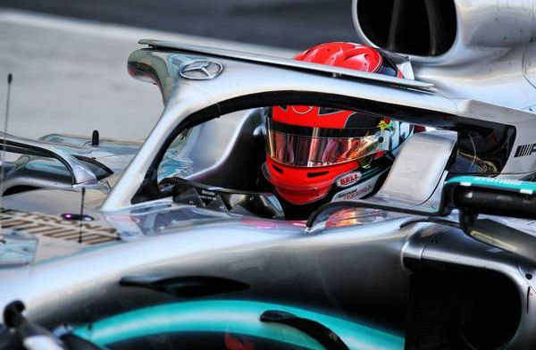 """Mercedes """"absolutely certain"""" George Russell has qualities for a future seat"""