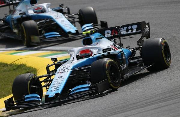 Williams is no longer a second-tier team - it looks more like a Formula 2 team!
