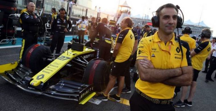 Abiteboul believes Renault and Ferrari have the strongest engines