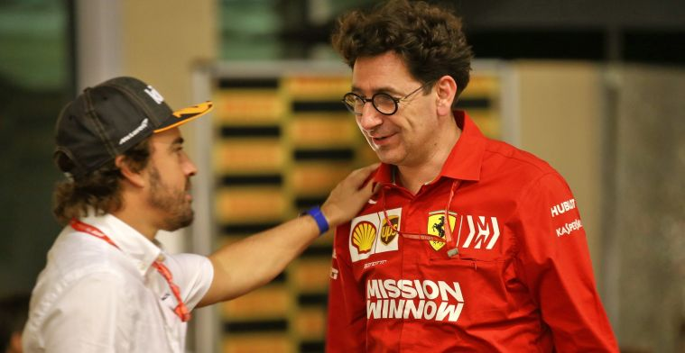 Alonso plaatst zich in situatie Hamilton: Loyaliteit speelt mogelijk ook mee