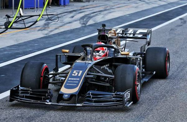 Pietro Fittipaldi wants to remain working with Haas
