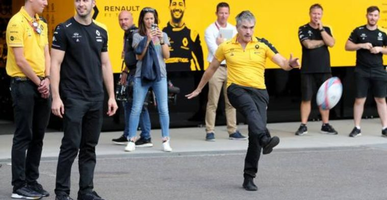 Renault's Chassis Technical Director Nick Chester to leave the team