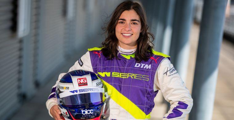 Toch Formule 3-avontuur voor W Series-winnaar Chadwick!