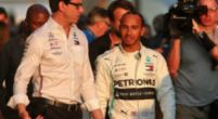 "Image: Wolff reflects on ""remarkable"" ten years with Petronas"