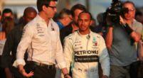 Afbeelding: Hamilton: ''Toto krijgt telefoontjes van andere coureurs''