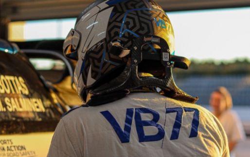 Bottas verplettert Fransen op eerste Rally-dag Paul Ricard