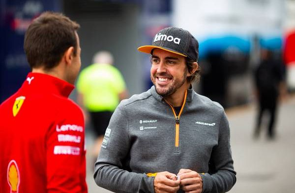 Alonso: There will be loyalty from Hamilton to Mercedes amidst Ferrari links