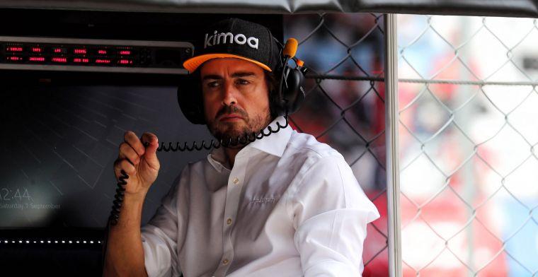 Alonso is zich bewust van uitdaging Dakar: Ik voel me niet goed voorbereid