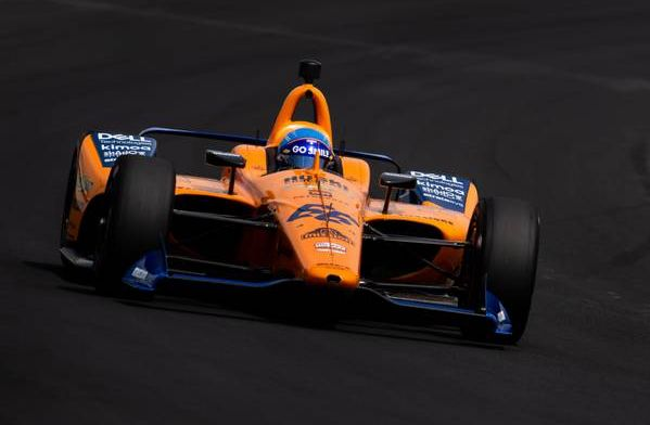 Winning Indy 500 is the main priority for Fernando Alonso
