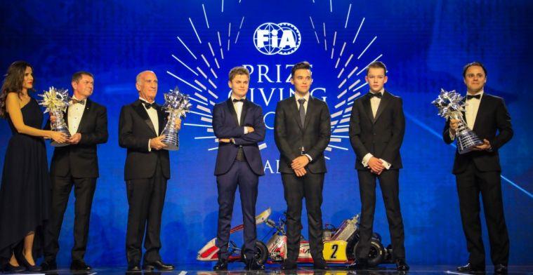 Ook aanstormend Nederlands talent valt in de prijzen op FIA-gala