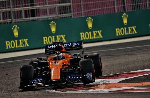 Sainz baalde van Q3 Abu Dhabi: Verstappen, Hamilton en Ferrari's kwamen voorbij