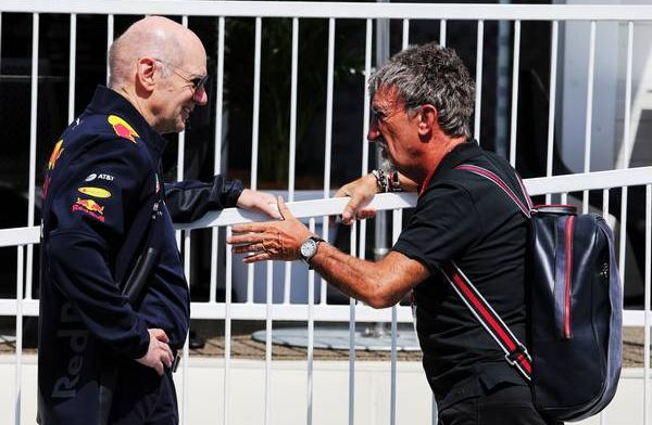 Eddie Jordan doesn't see any challenge to Mercedes: Only if someone hijacks them