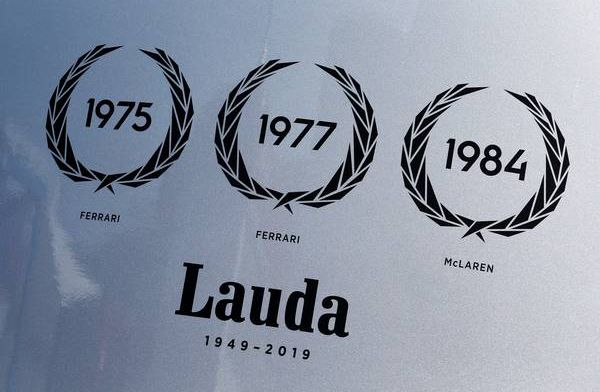 Niki Lauda winner of 'personality of the year' at FIA prize Gala