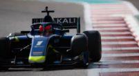 Afbeelding: Schumacher snel in regenachtig Abu Dhabi; Delétraz blijft snelste van de week