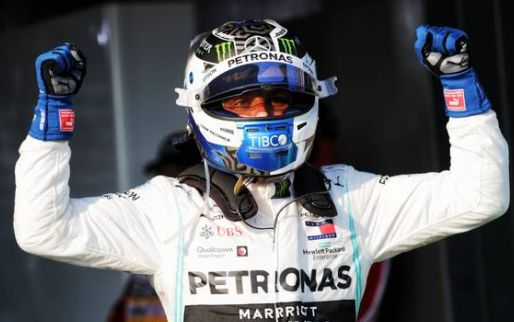 Valtteri Bottas wins Paul Ricard rally!