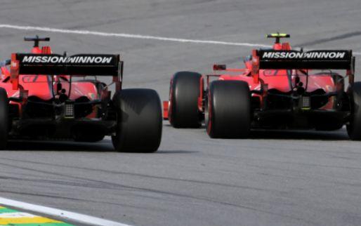 Strafpunten vloeiden rijkelijk in 2019: Vettel en Ricciardo aan de leiding in 2020