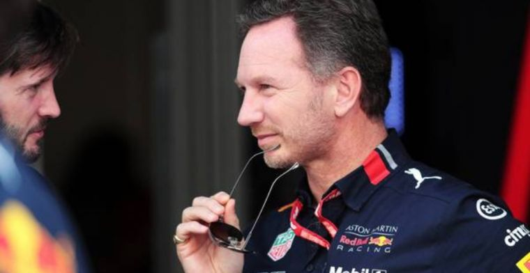 Horner admits first season with Honda has exceeded expectations