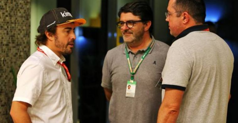Alonso dismisses claims he is a self-centered driver