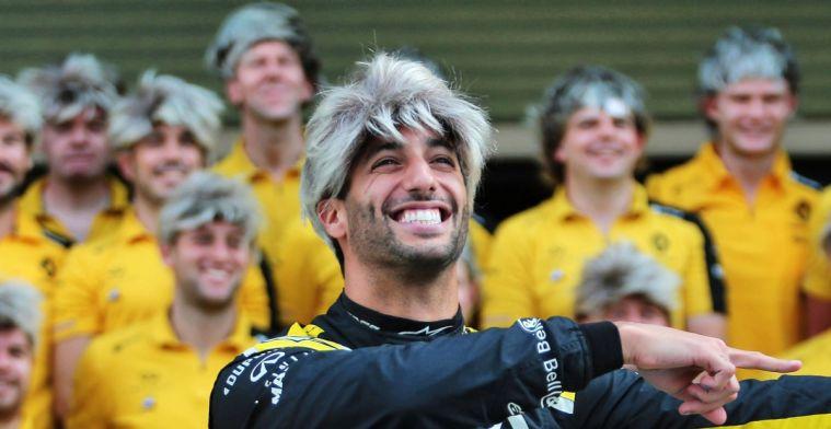Olav Mol oordeelt hard over 'clown van het paddock' Ricciardo