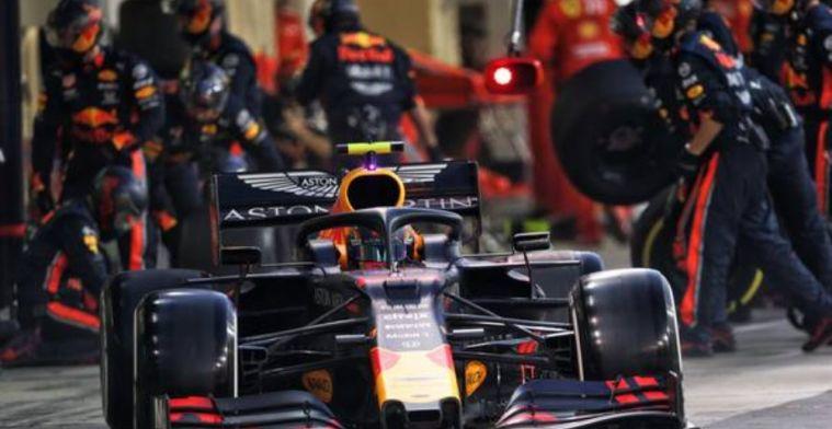 Albon reflects on realising his F1 dream