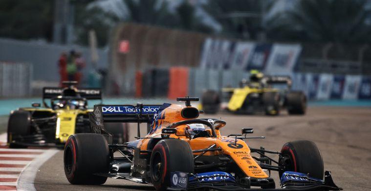 Sainz lacht in zijn vuistje: Behoorlijk tevreden met mijn overstap naar McLaren!