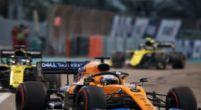 """Afbeelding: Sainz lacht in zijn vuistje: """"Behoorlijk tevreden met mijn overstap naar McLaren!"""""""
