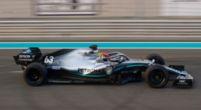 Afbeelding: Honderd rondjes verder: Russell voltooit met Mercedes testdag voor 2021-banden