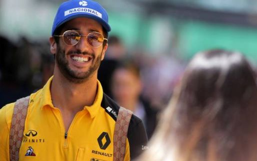 Ricciardo is