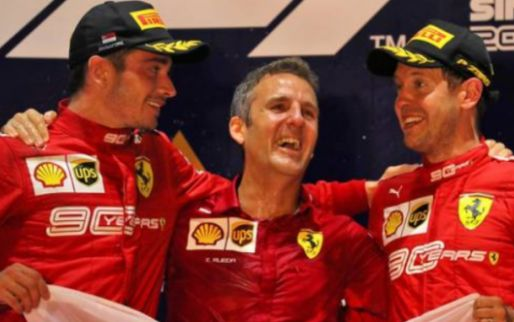 Berger believes there is room for Vettel and Leclerc at Ferrari