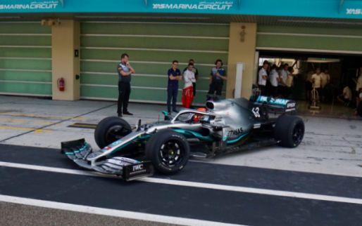 Wat vind jij van de 18 inch banden op de Mercedes?