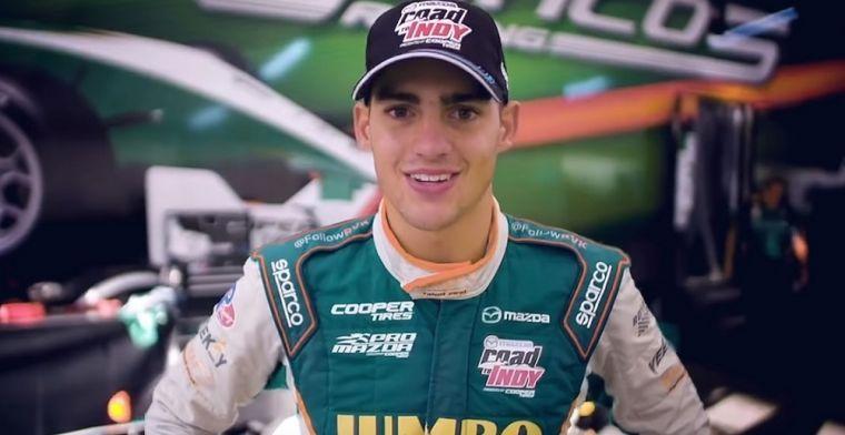 Ed Carpenter Racing maakt bekend wie de teamgenoot van Rinus van Kalmthout is