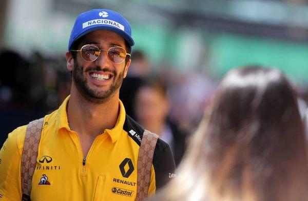 Ricciardo is the clown of the paddock