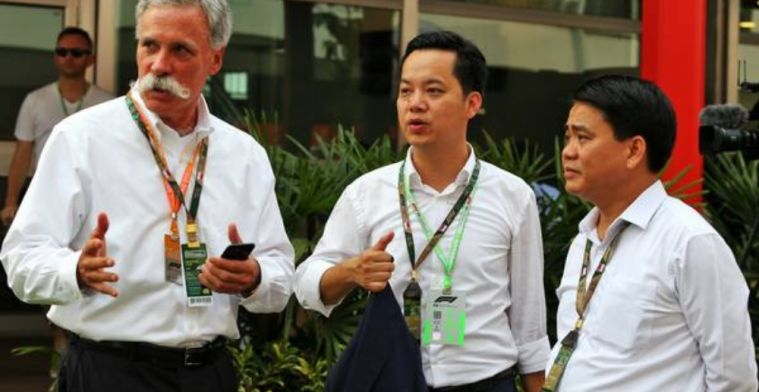 Vietnam CEO reveals that work for the race is 80% complete