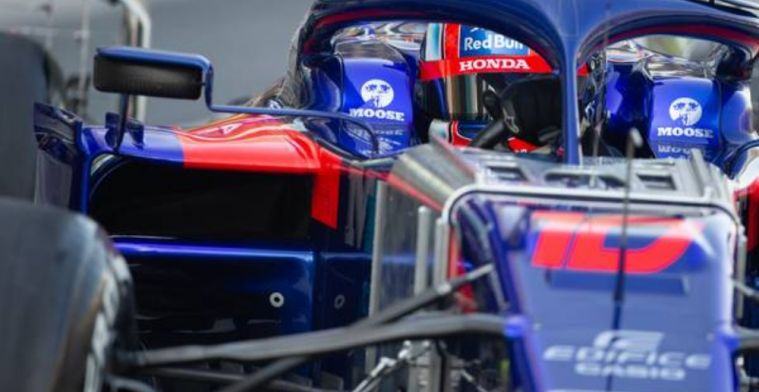 "Gasly: ""I thought, okay I have these nine races where I'm going to show my skills"
