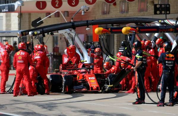 Binotto disappointed Ferrari still don't have the quickest car in F1