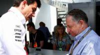"""Afbeelding: Wolff praat met Jean Todt: """"Sta versteld van de gelijkenis tussen de twee teams"""""""