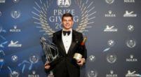 """Afbeelding: Verstappen zat bij FIA gala met """"Vieze... vice-presidenten aan tafel"""""""