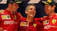 Image: Berger believes there is room for Vettel and Leclerc at Ferrari