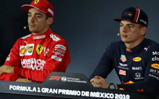 ''De strijd tussen Leclerc en Verstappen is voor ons een hele uitdaging''