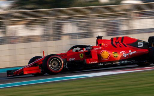 Ferrari heeft 'slechts' twintig PK meer dan concurrentie: