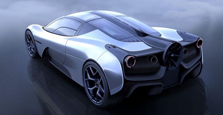 Racing Point helpt bij ontwerp van auto met meest geavanceerde aerodynamica ooit
