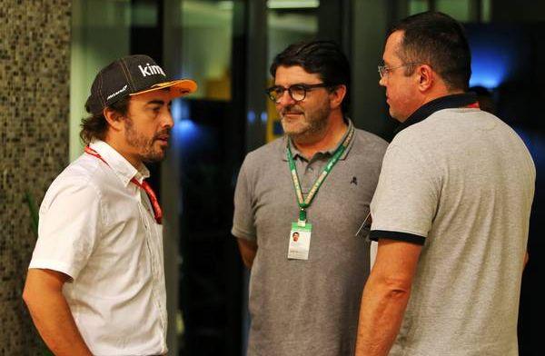 Alonso: ''Formule 1 en Dakar twee uitersten''