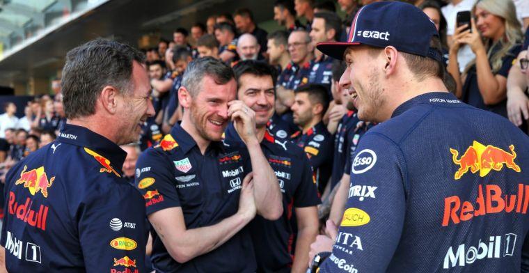Verstappen pikt Red Bull-gasten met brandende remmen op: Is dit normaal?